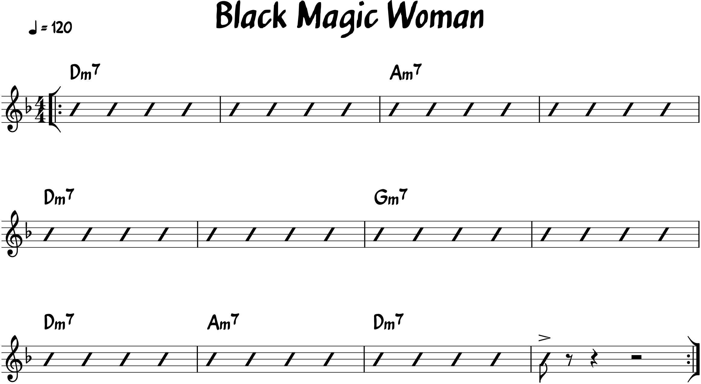 Magic Chord Chart Topsimages