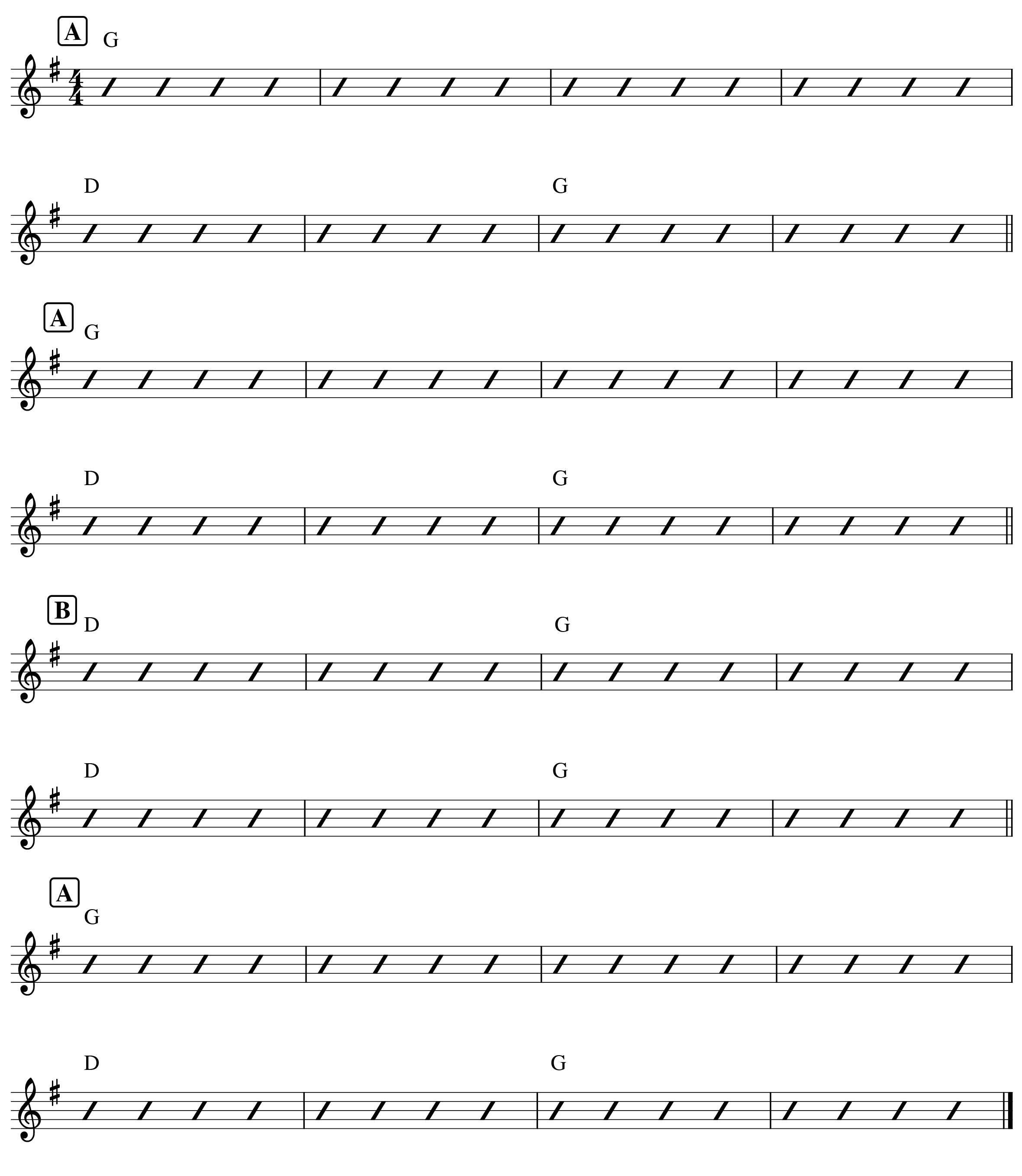 Masterpiece Chord Chart